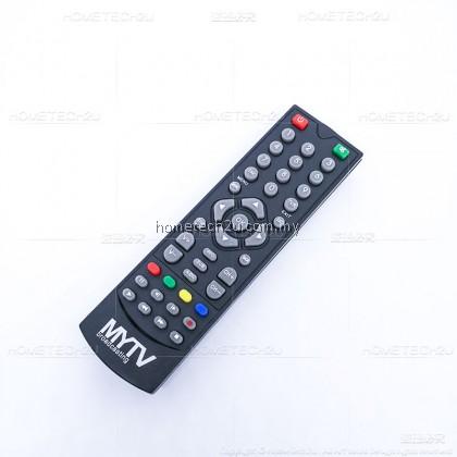 ORIGINAL MYTV Remote Control original(for Set Unit Dekoder DTT1770 Percuma dari kerajaan) MYTV FREEVIEW Digital Receiver