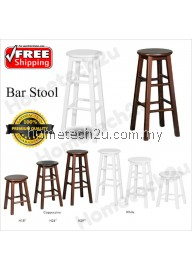 Bar Counter Stool Chair (Free Shipping)