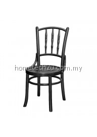 Vintage Antique Kopitiam Coffee Shop Dining Chair