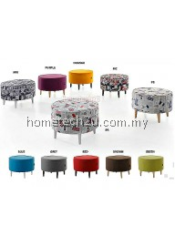 Melody Changing Shoe Round Stool Sofa (Free Shipping)