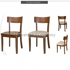 Scala Dining Chair | Dirty Oak