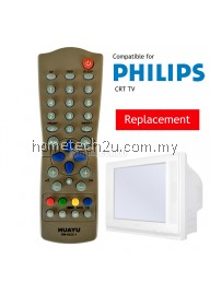 PHILIPS RCA CRT TV Remote Control Replacement Old TV Remote Controller
