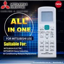 MITSUBISHI Universal Air Conditioner Remote Control
